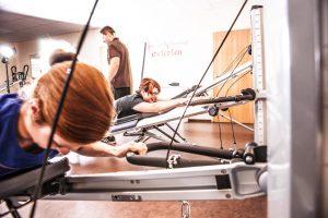Abnehmen und Kraft Training