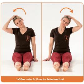 5 Bewegungstipps gegen Nackenschmerzen