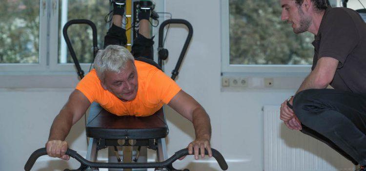 Weg zurück: mehr Lebensqualität bei chronischen Schmerzen